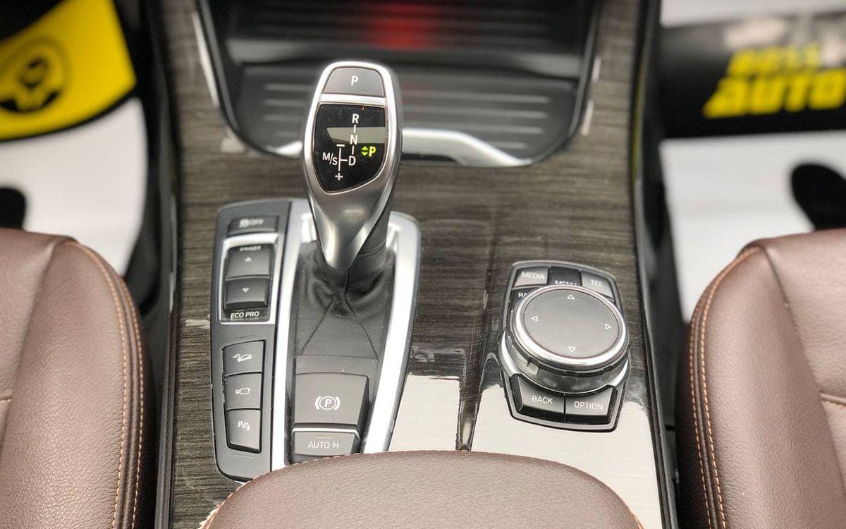 BMW X4 2016 фото №13