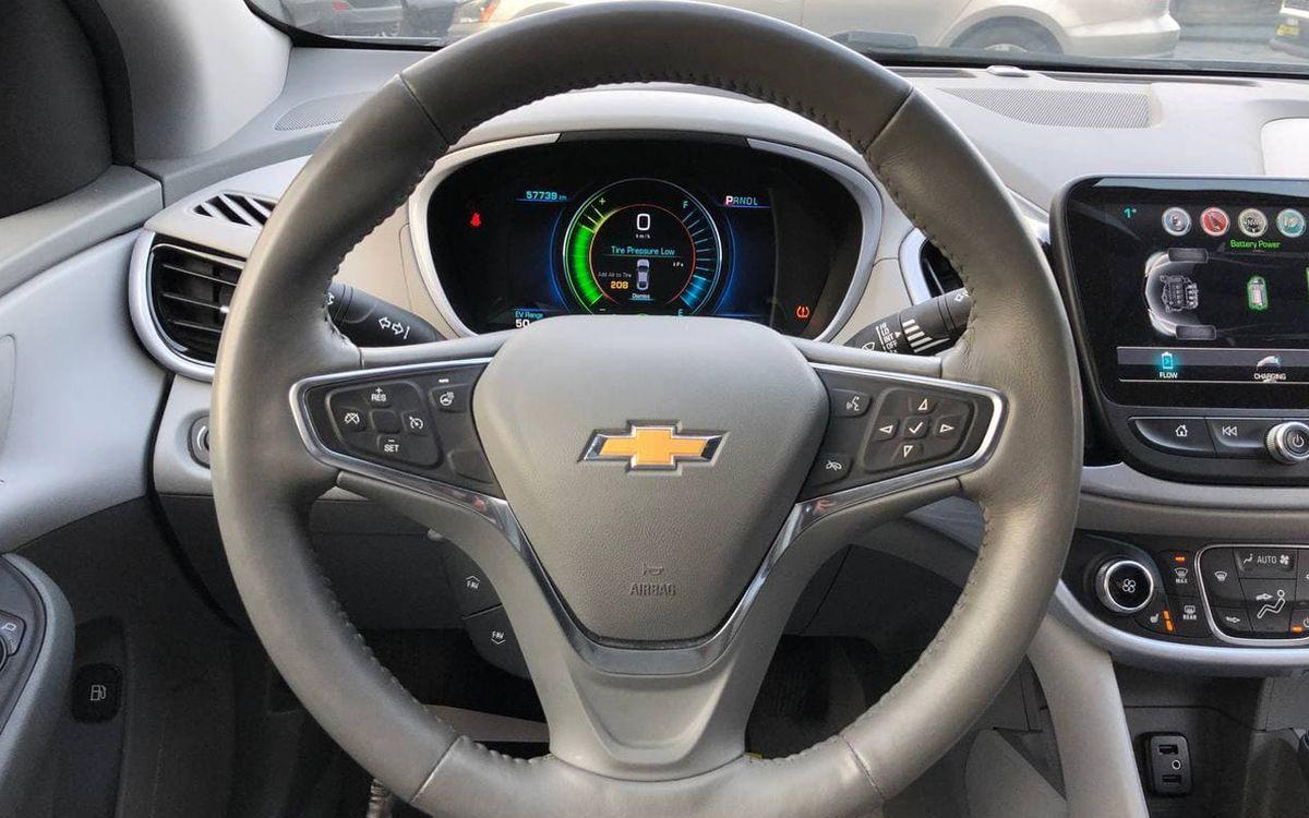 Chevrolet Volt 2018 фото №11