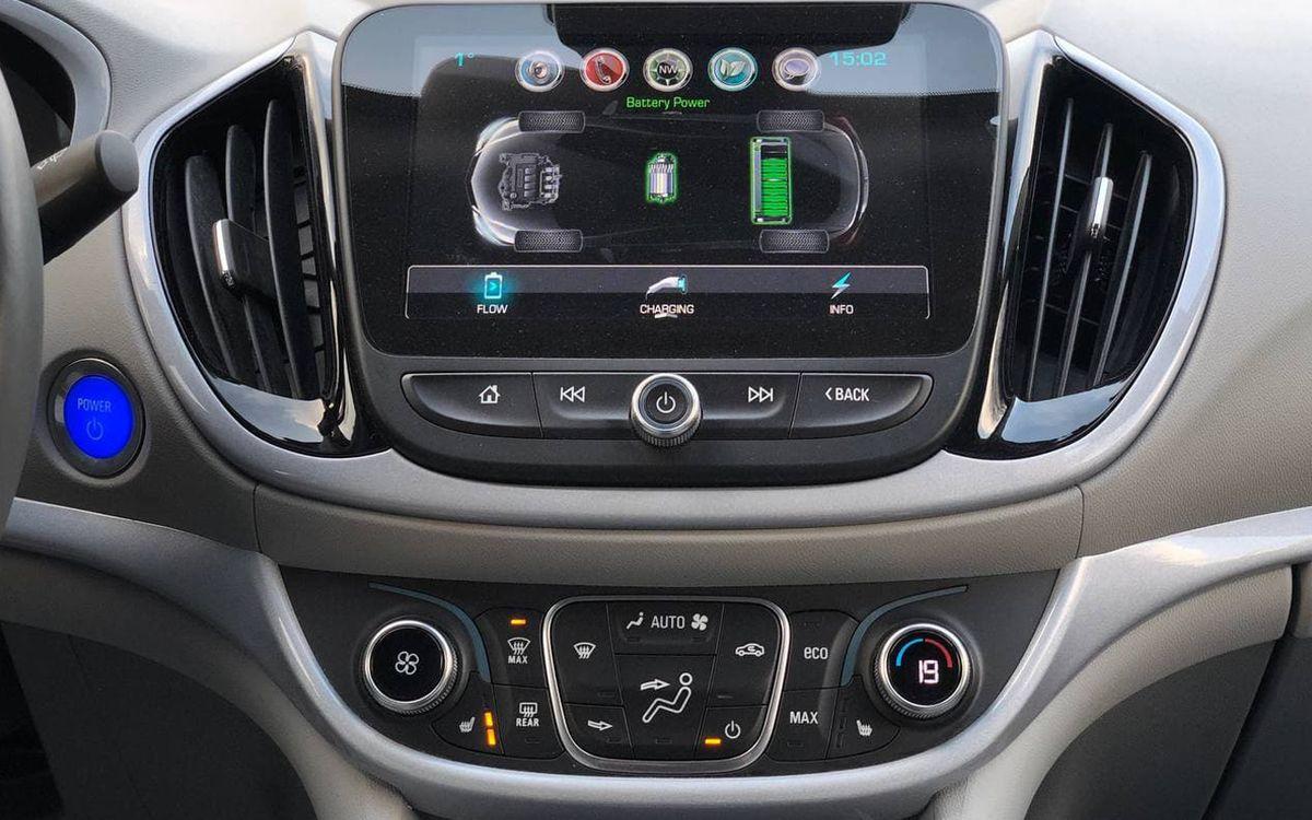 Chevrolet Volt 2018 фото №13
