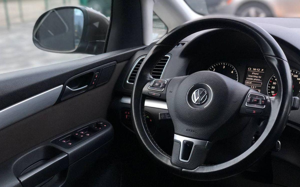 Volkswagen Sharan 2011 фото №13