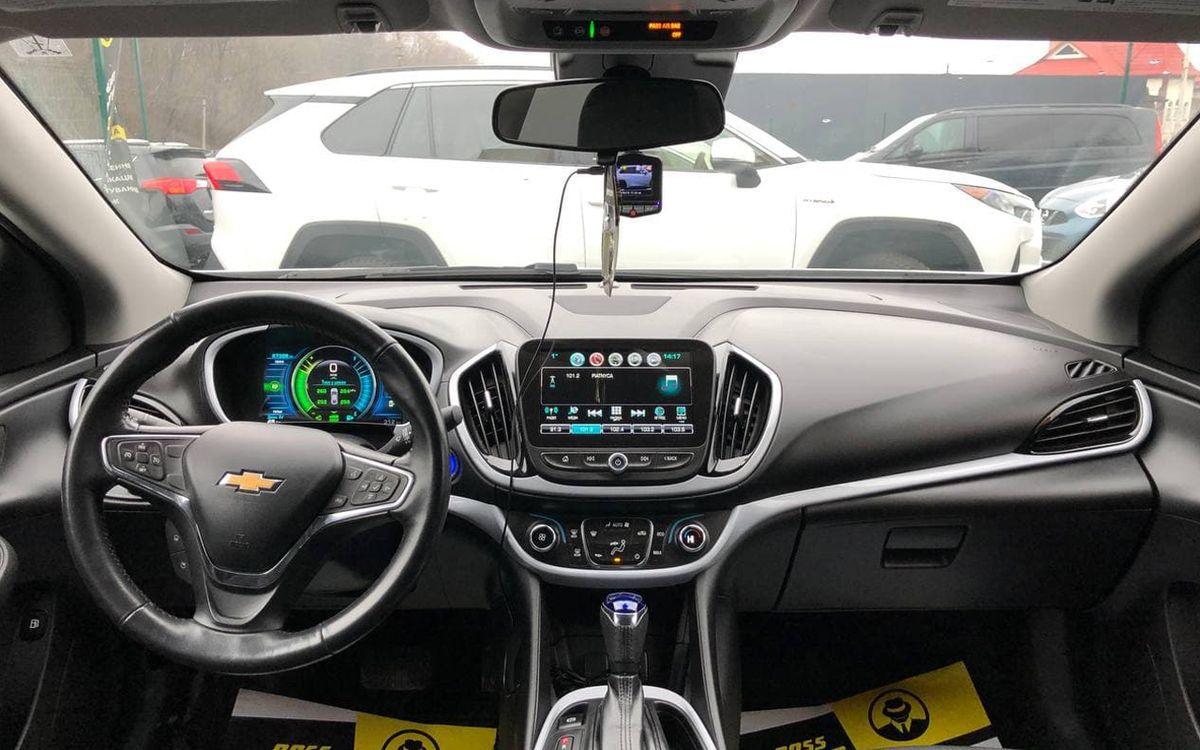 Chevrolet Volt 2016 фото №10