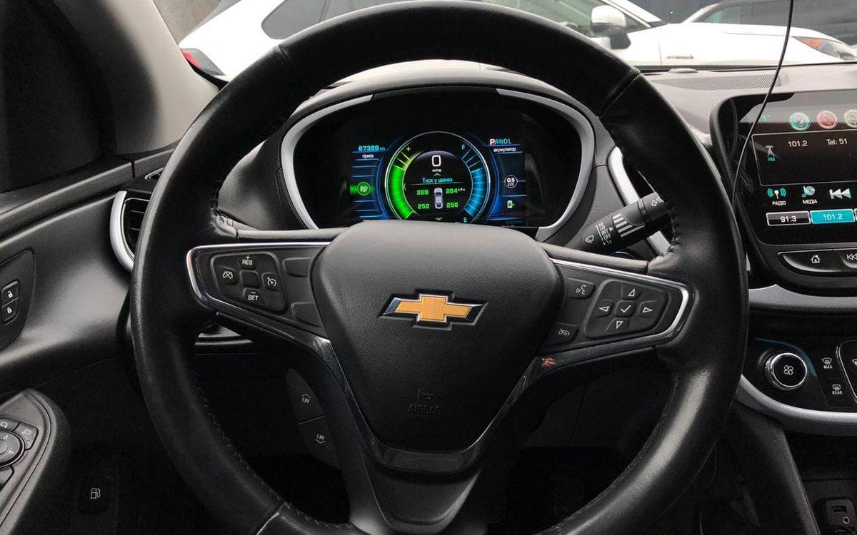 Chevrolet Volt 2016 фото №11