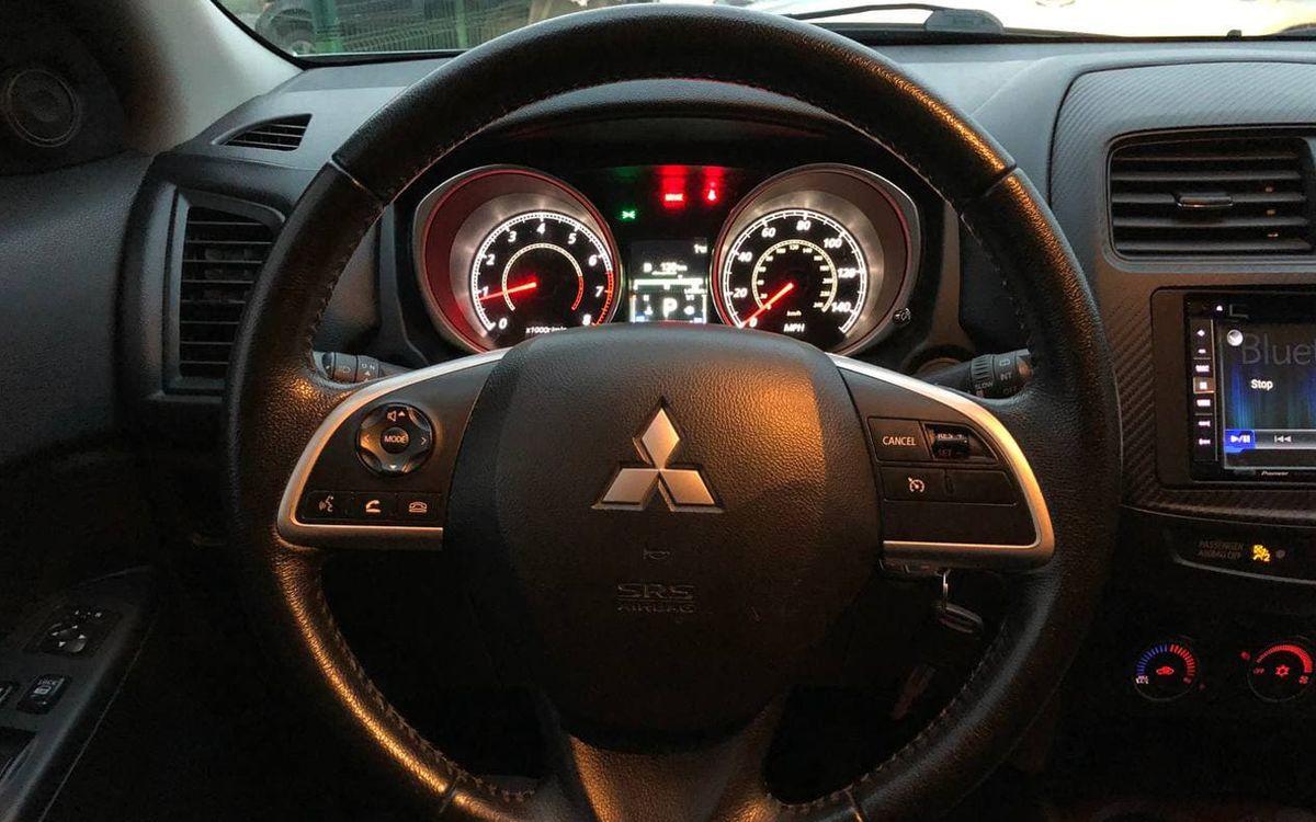 Mitsubishi Outlander Sport 2015 фото №10