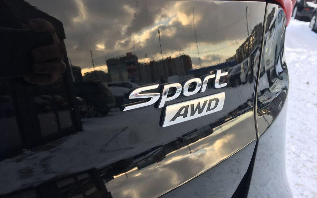 Hyundai Santa FE Sport 2017 фото №17