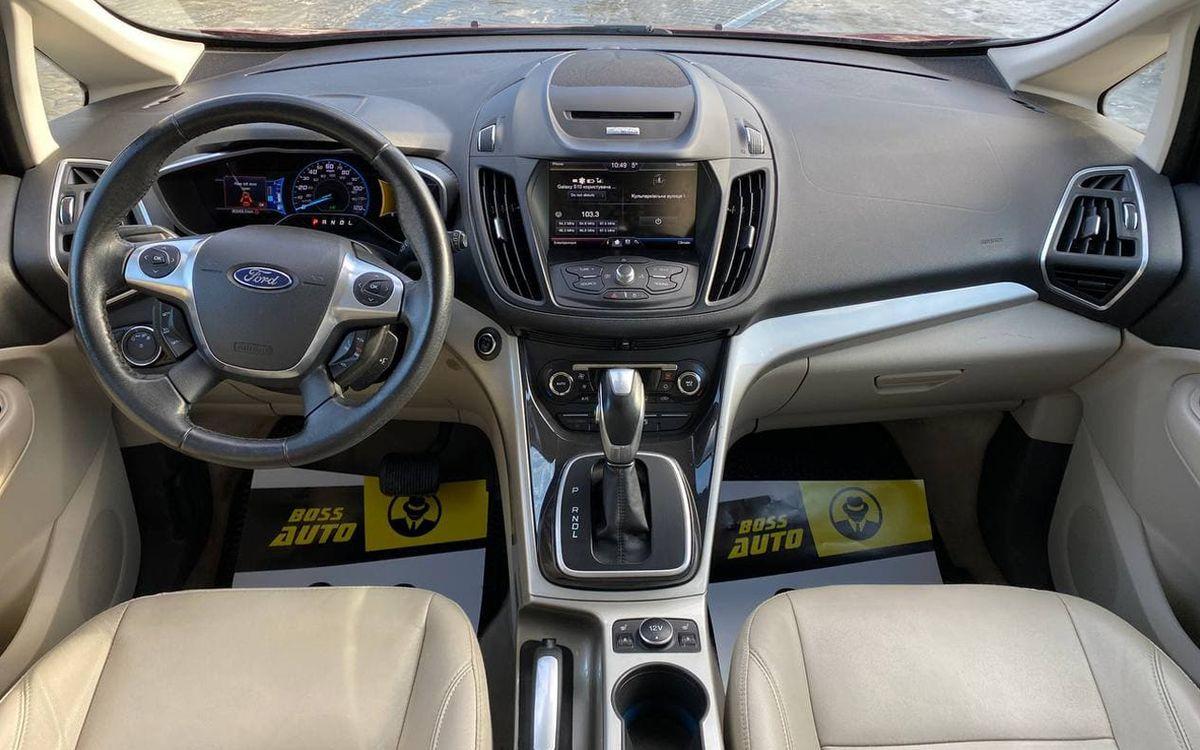 Ford C-Max SEL Hybrid plug in 2013 фото №10