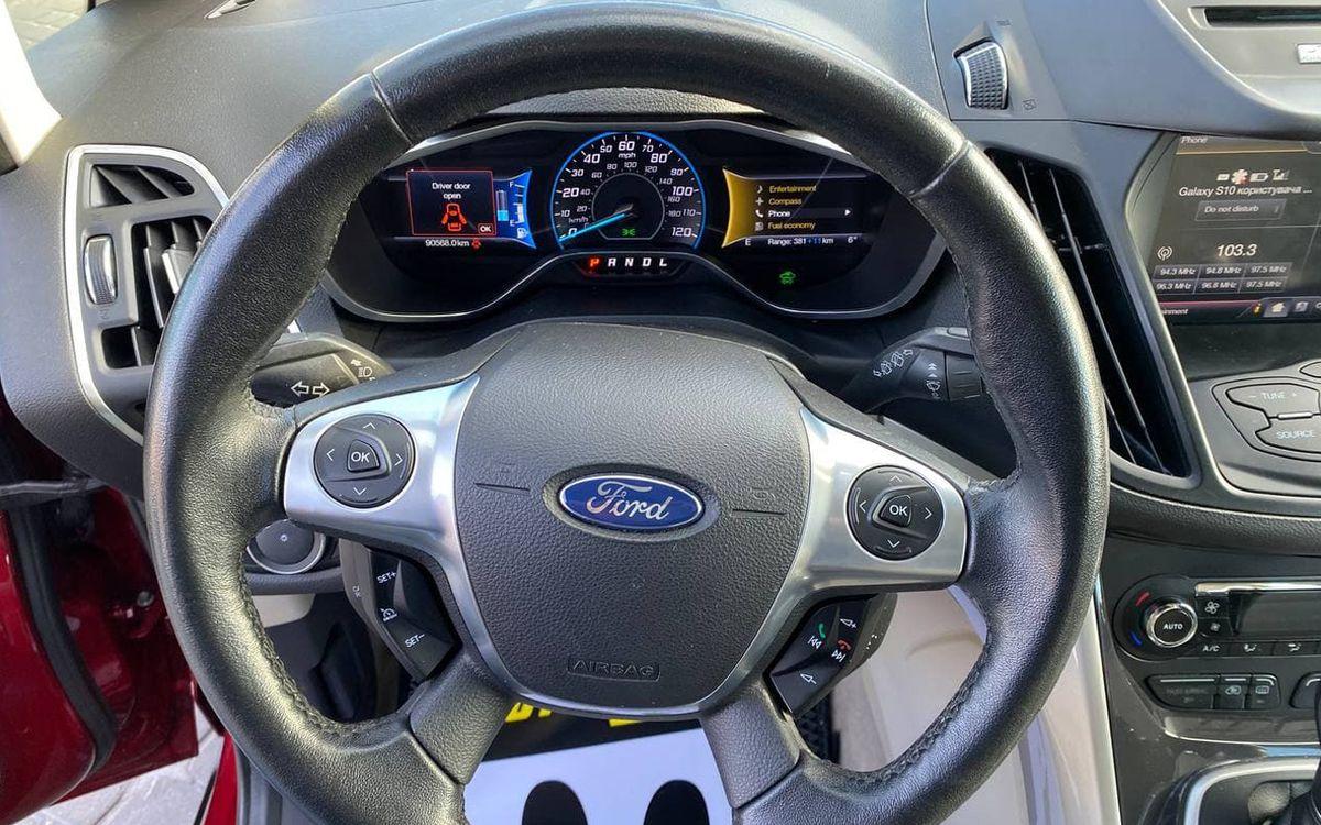 Ford C-Max SEL Hybrid plug in 2013 фото №12