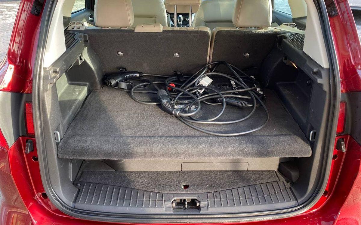 Ford C-Max SEL Hybrid plug in 2013 фото №14