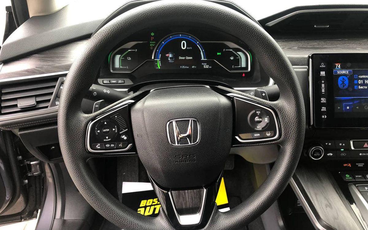 Honda Clarity Plug-In 2018 фото №18