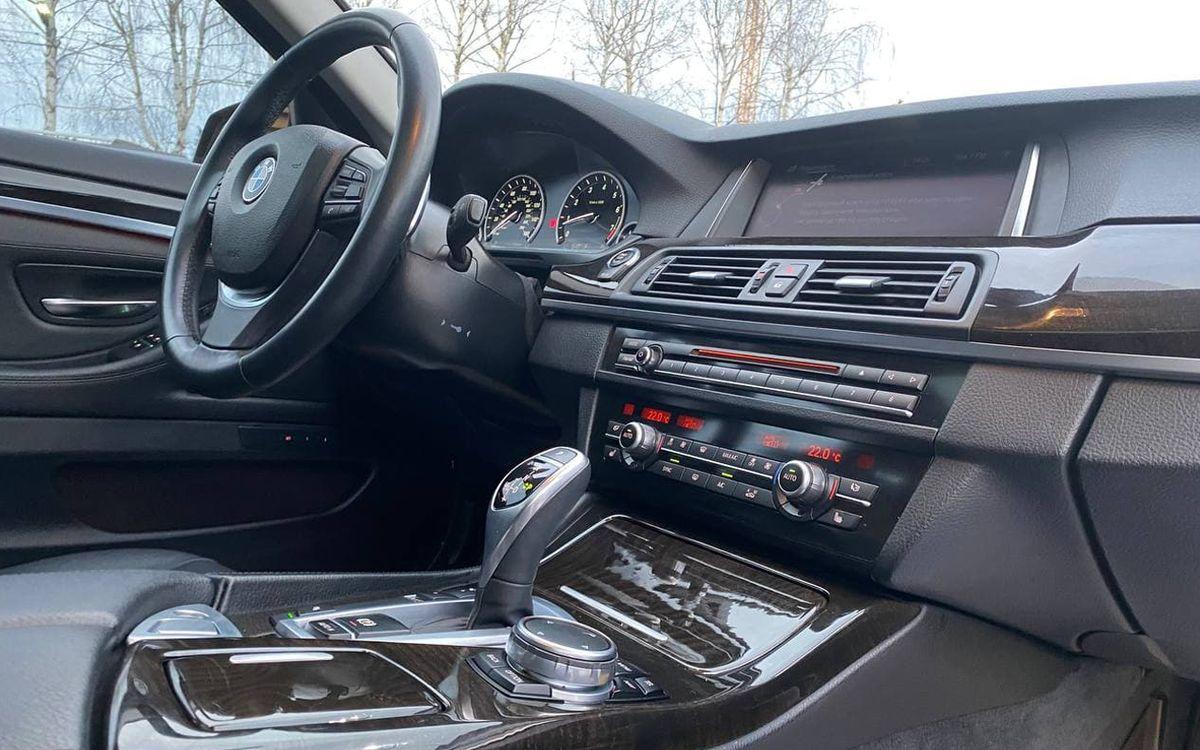 BMW 535 2016 фото №19