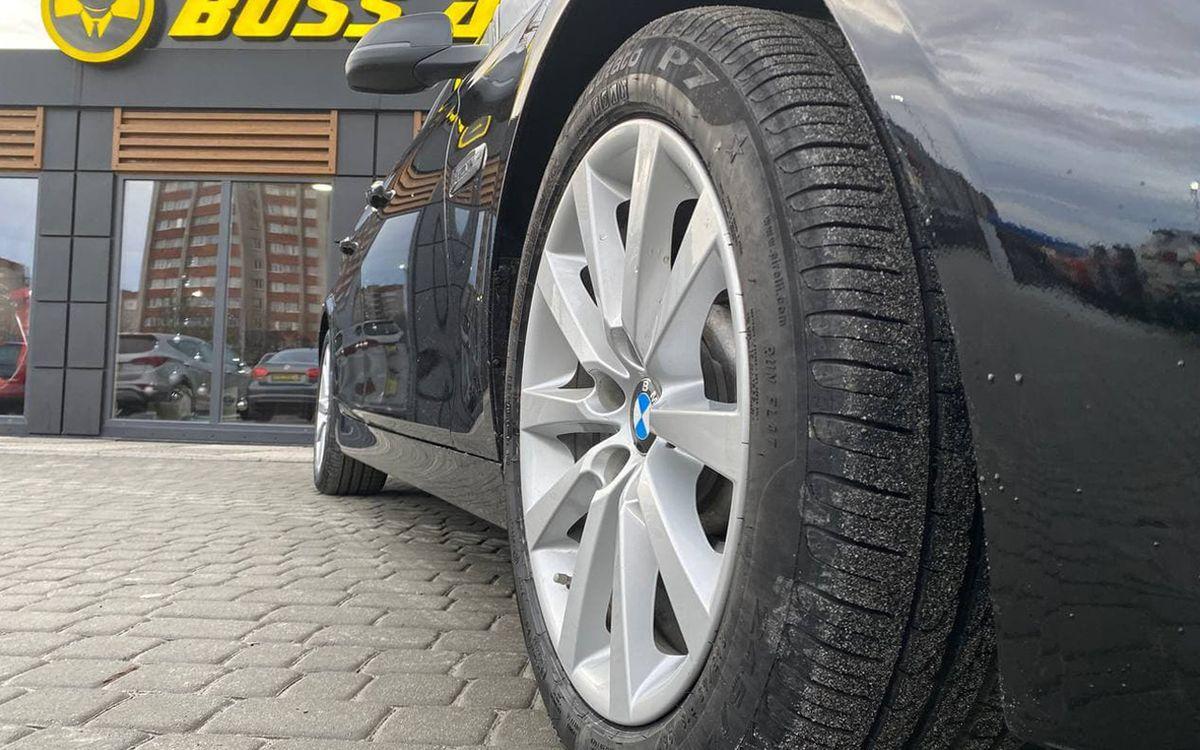 BMW 535 2016 фото №20
