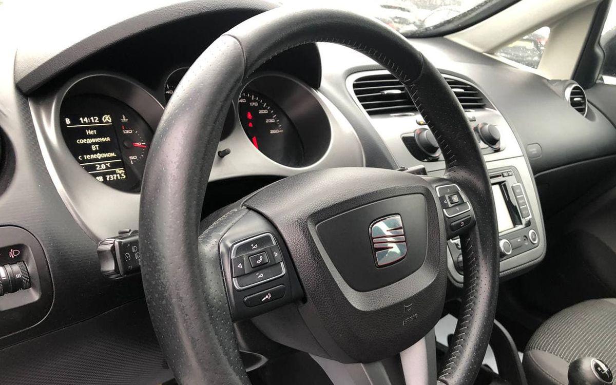 Seat Altea XL Ecomotive 2015 фото №12
