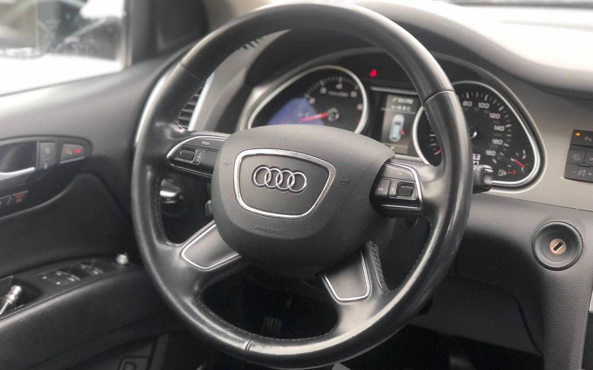 Audi Q7 Premium Plus 2015 фото №12