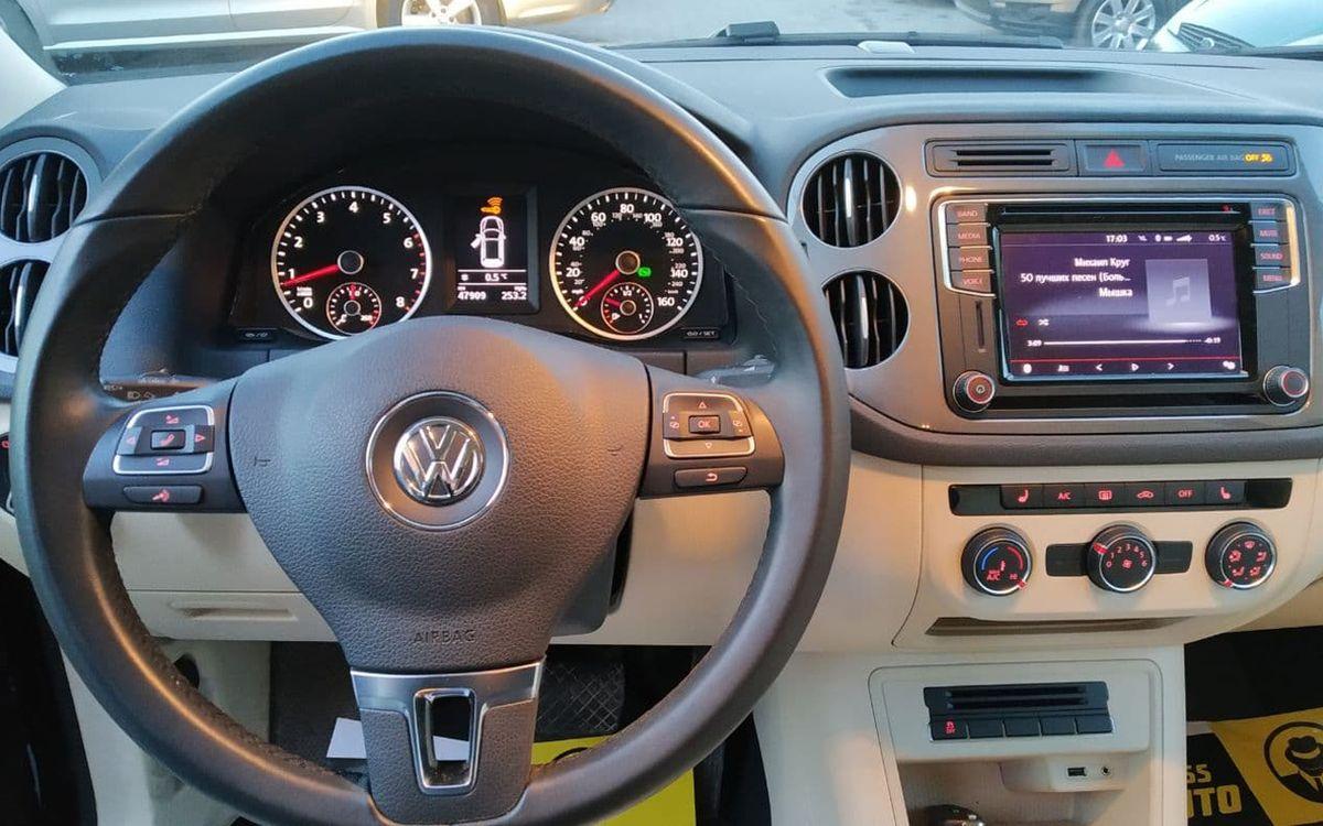 Volkswagen Tiguan 2017 фото №12