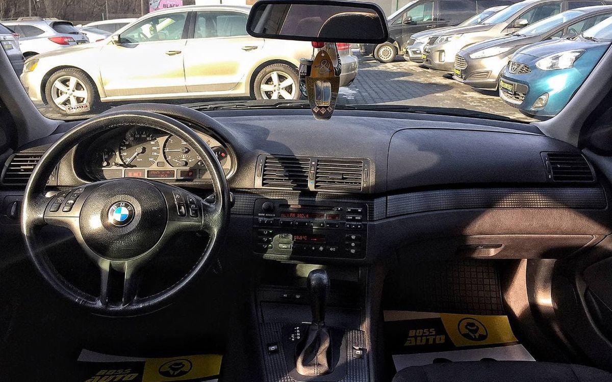 BMW 316 2001 фото №7