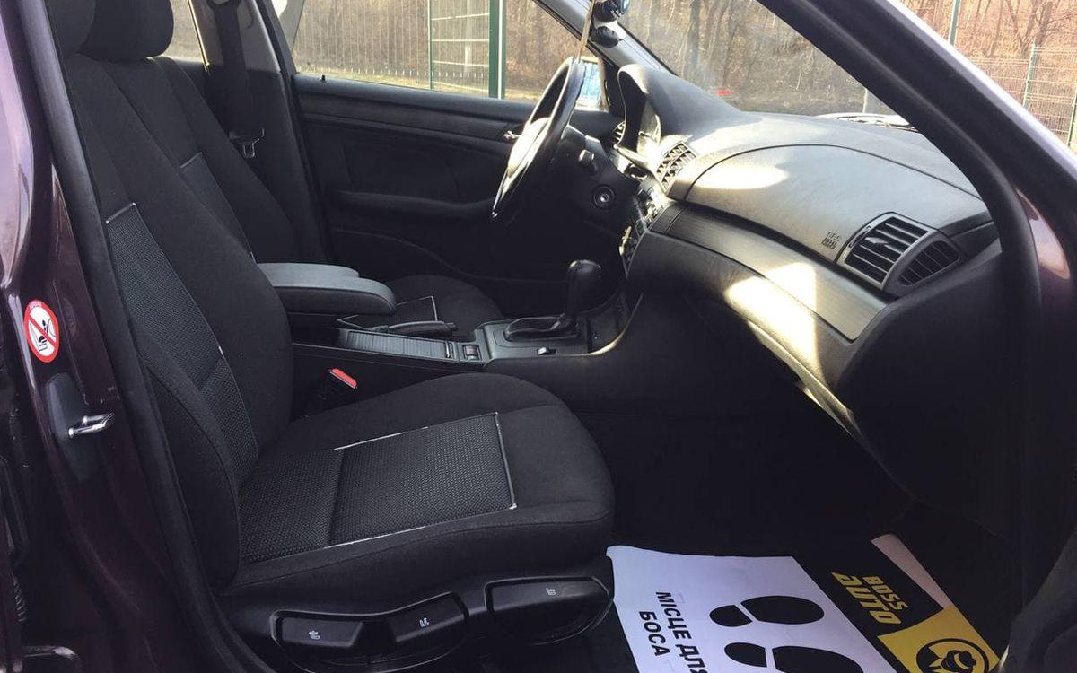 BMW 316 2001 фото №8