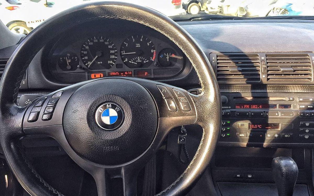 BMW 316 2001 фото №9