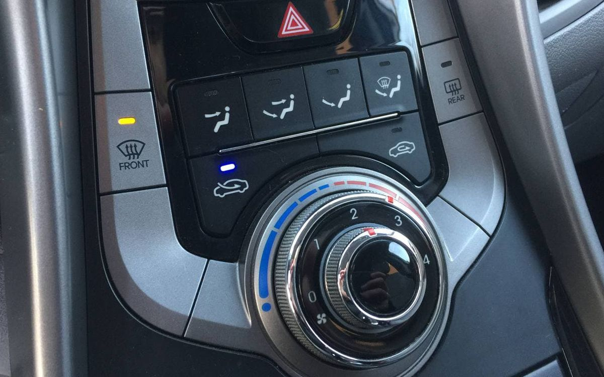Hyundai Elantra 2013 фото №9