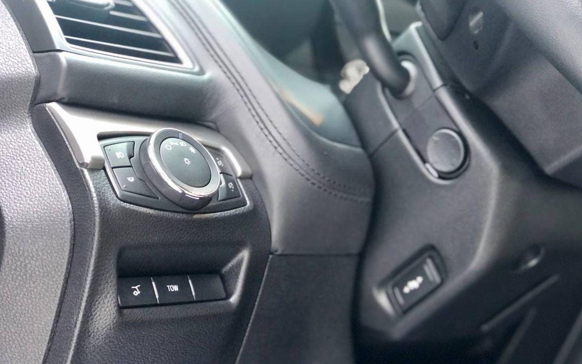 Ford Explorer Platinum 2017 фото №18