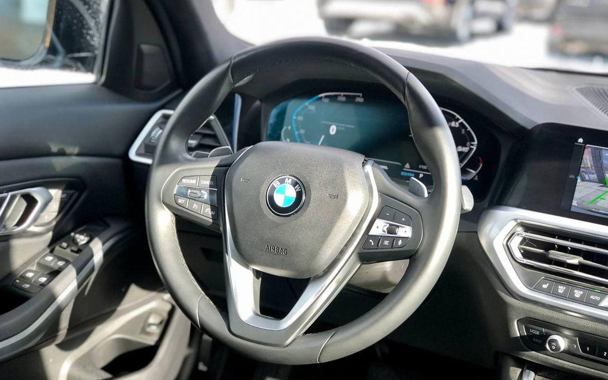 BMW 330 2019 фото №13
