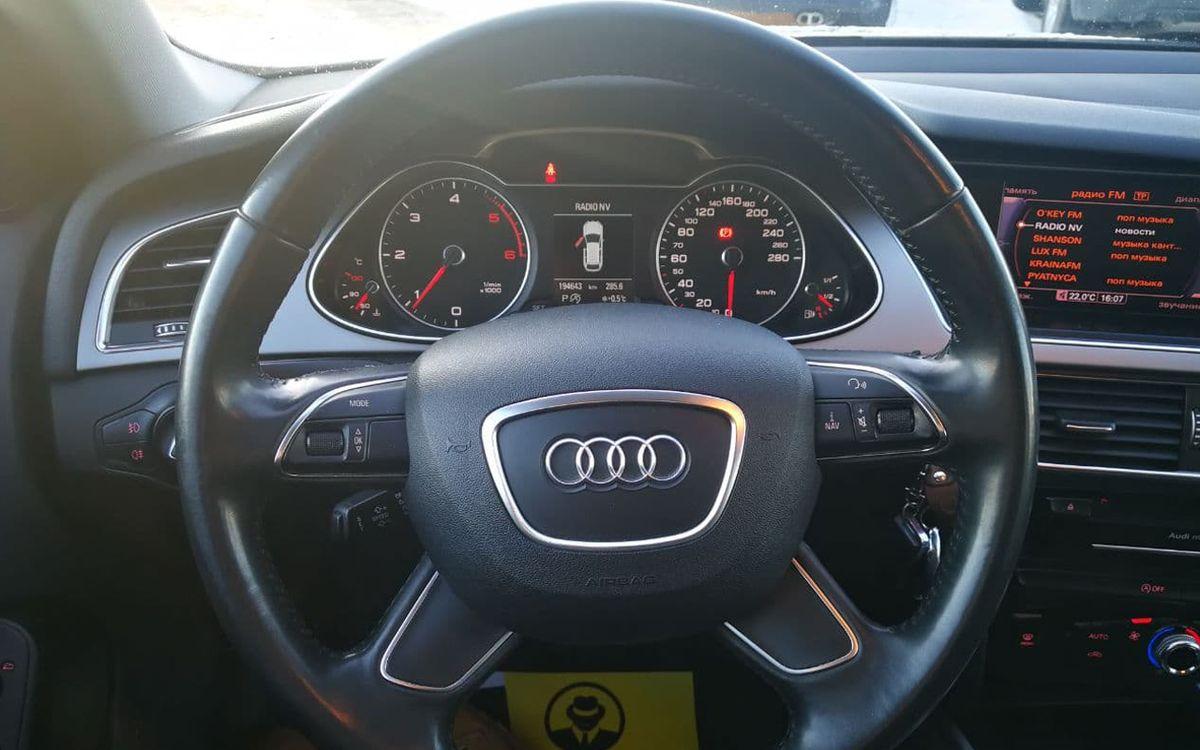 Audi A4 Allroad  2012 фото №14