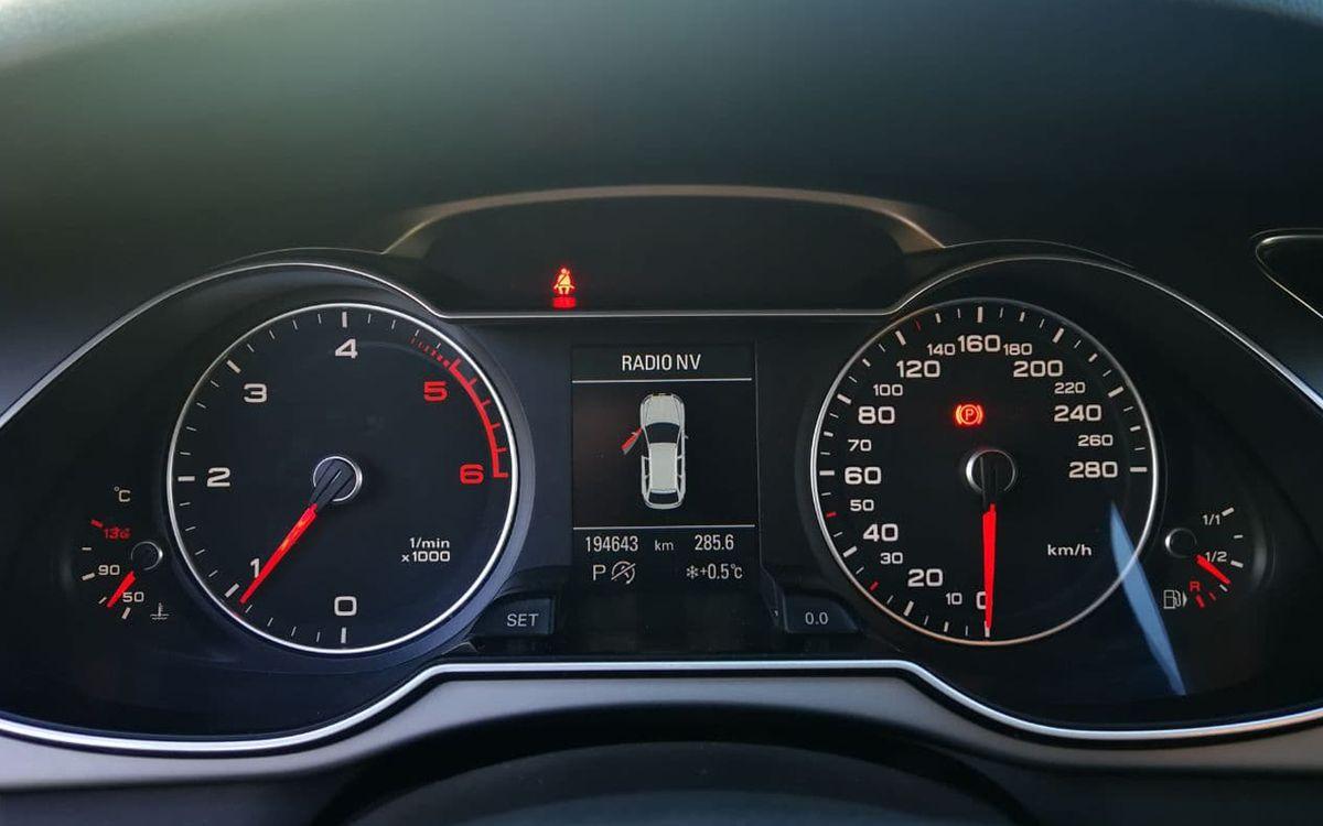 Audi A4 Allroad  2012 фото №16