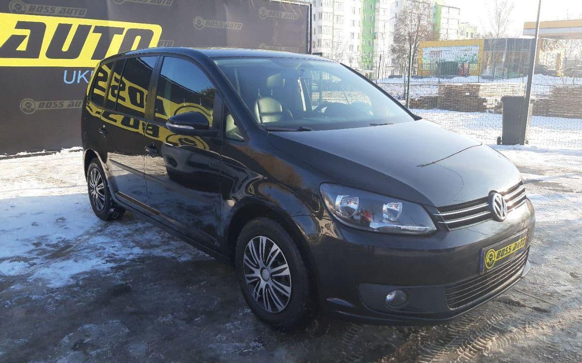 Volkswagen Touran 2013 фото №6