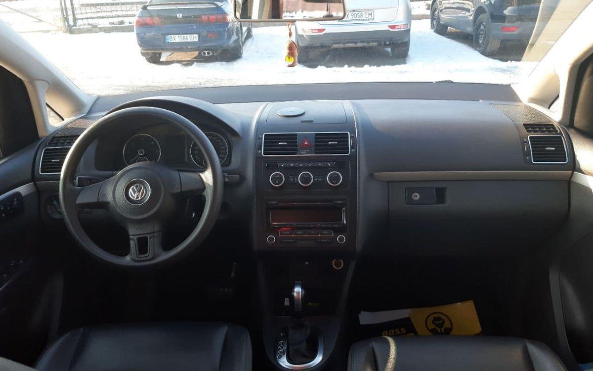 Volkswagen Touran 2013 фото №8