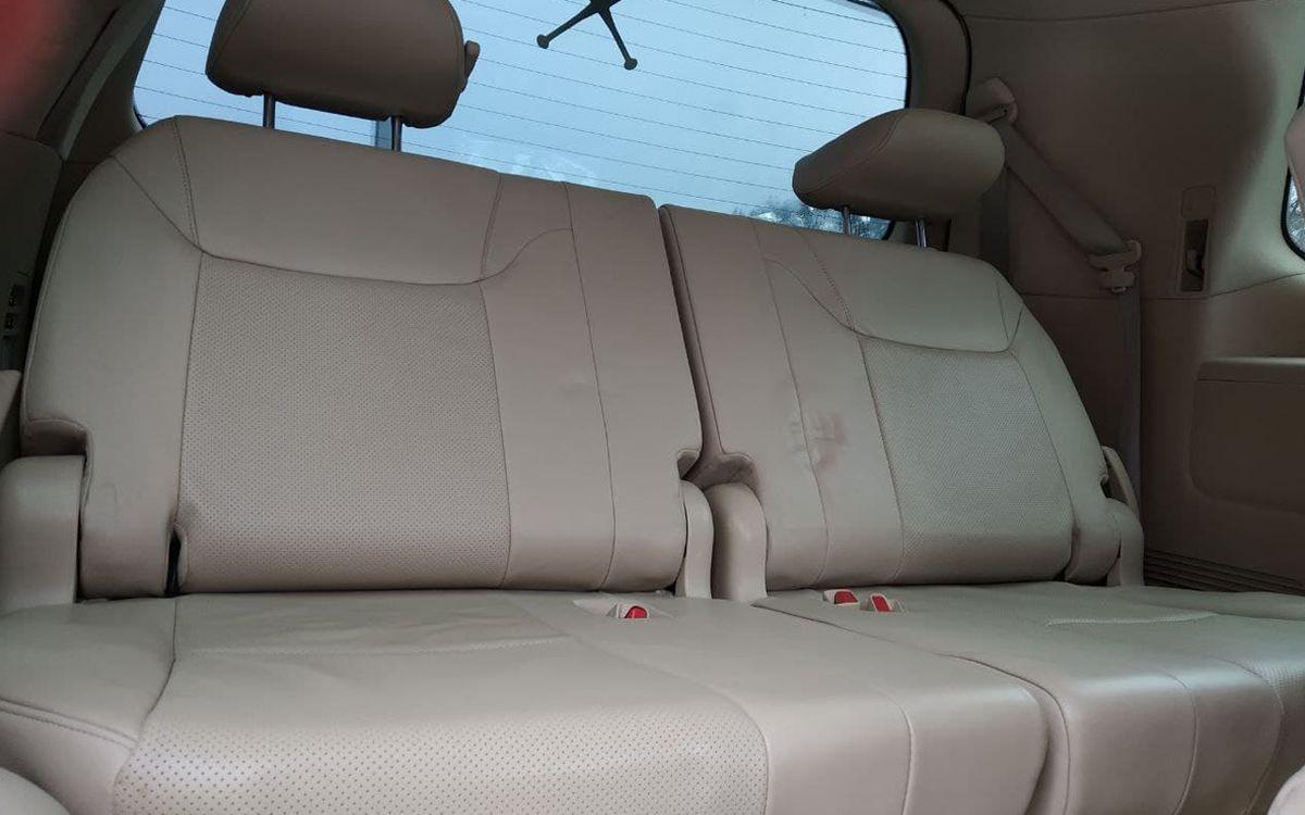 Lexus LX 570 2008 фото №15