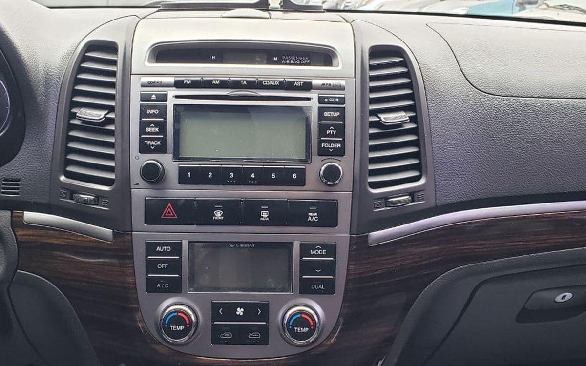 Hyundai Santa FE 2011 фото №11