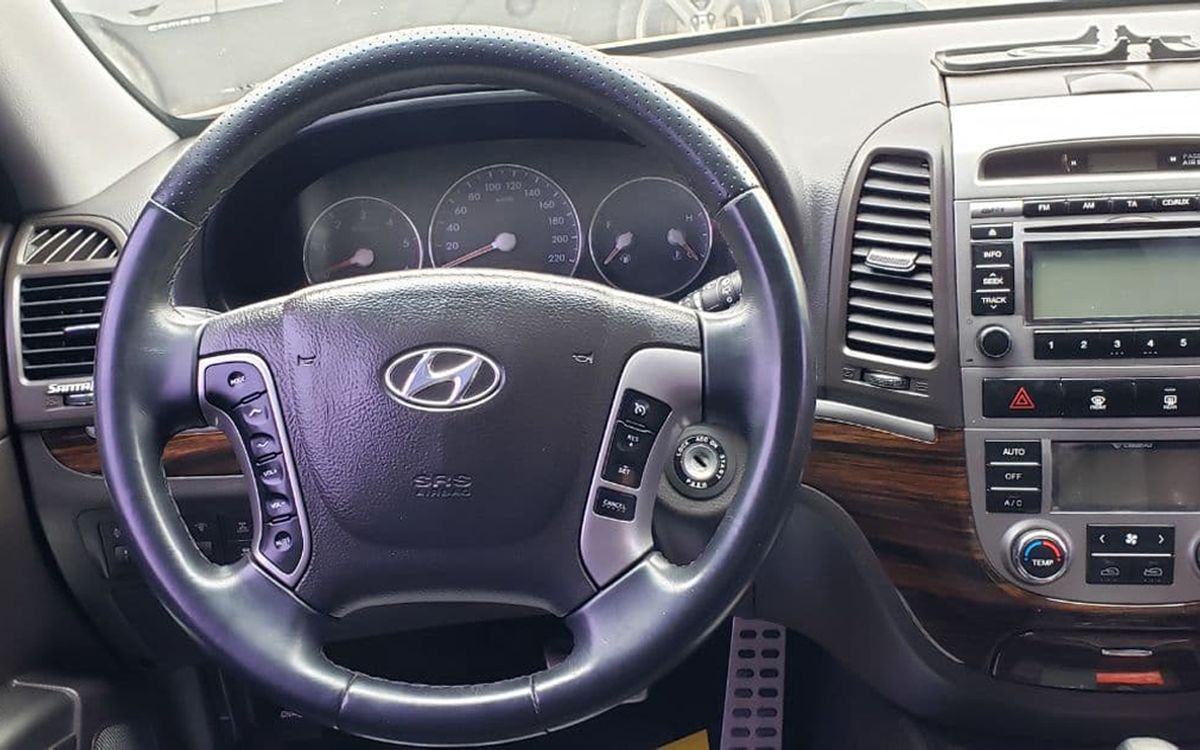 Hyundai Santa FE 2011 фото №12