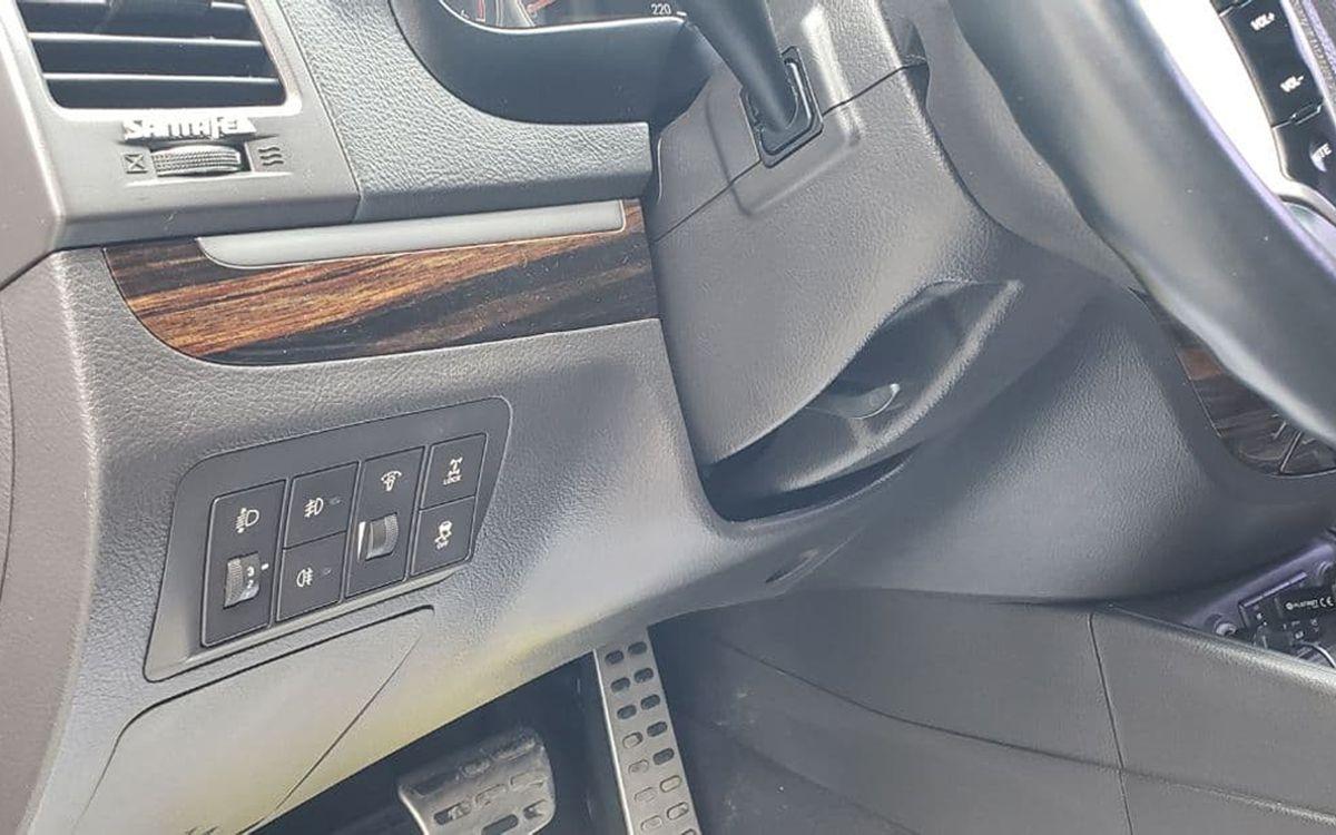 Hyundai Santa FE 2011 фото №13