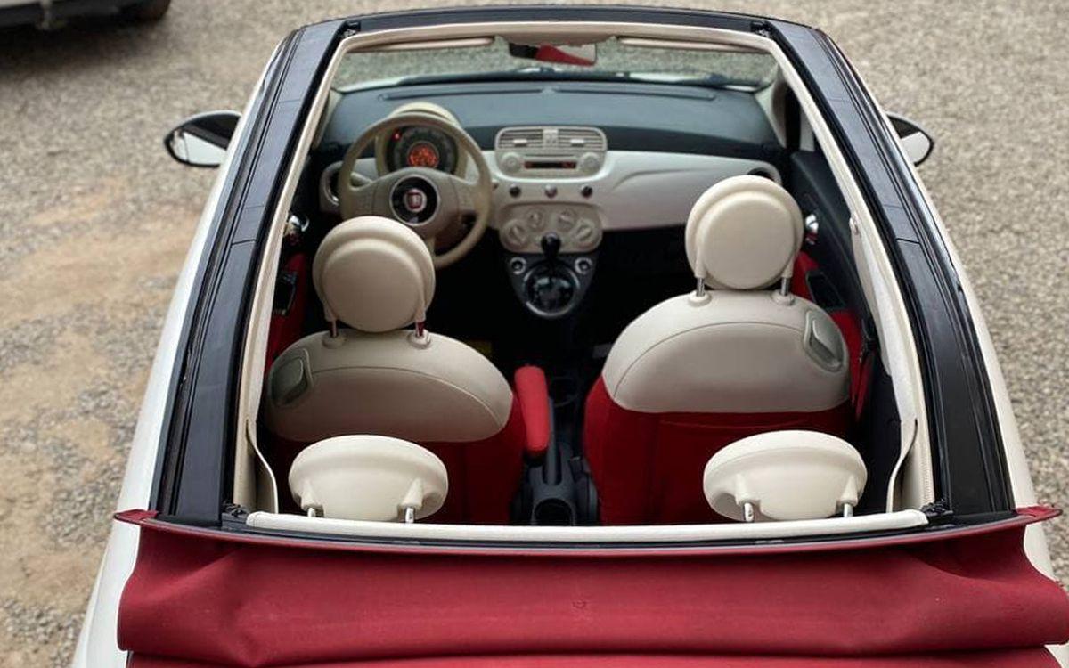 Fiat 500 2012 фото №16