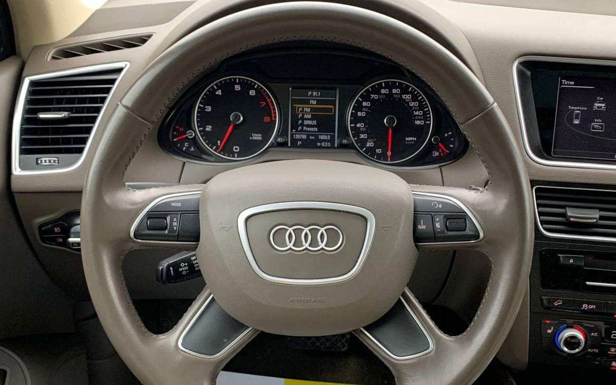 Audi Q5 2016 фото №17