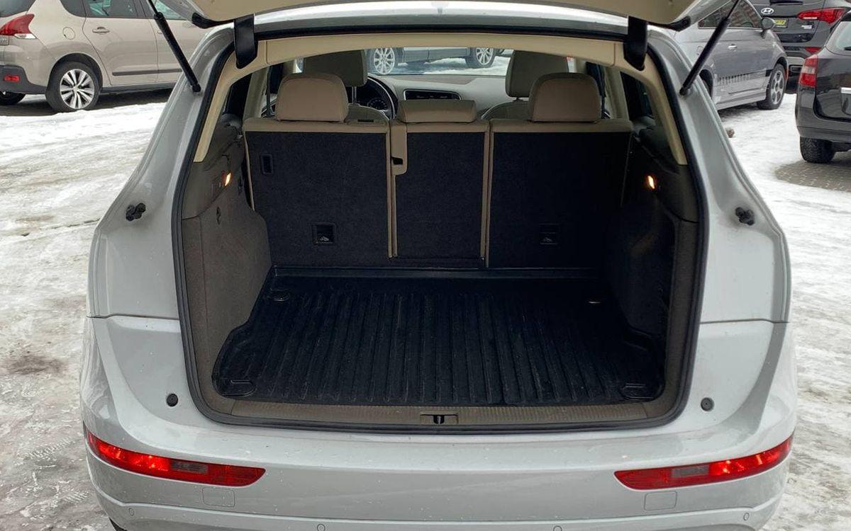 Audi Q5 2016 фото №20