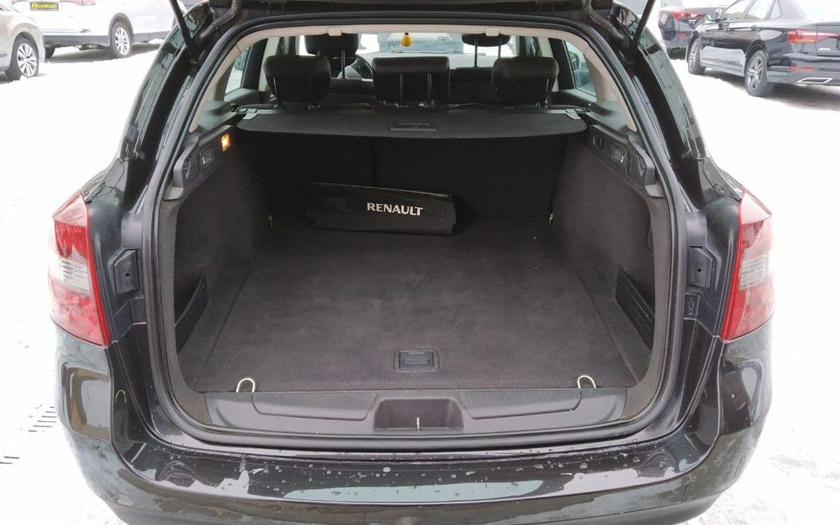 Renault Laguna 2012 фото №16