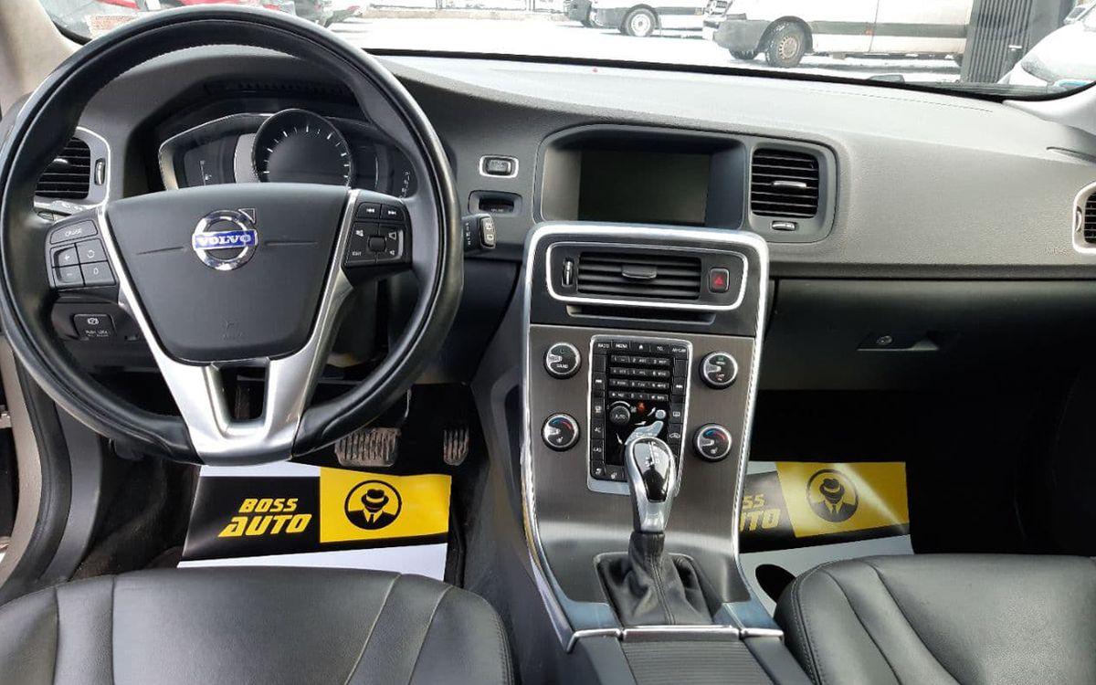 Volvo V60 Premier plus T5 2014 фото №10