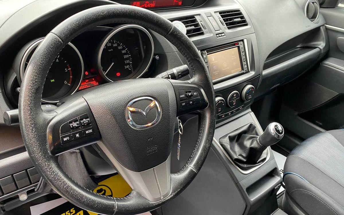 Mazda 5 2012 фото №11