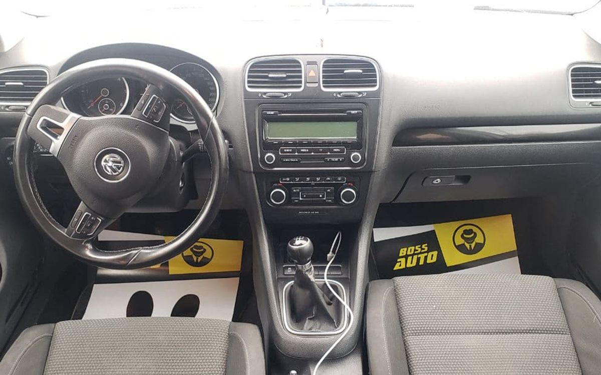 Volkswagen Golf 2011 фото №8