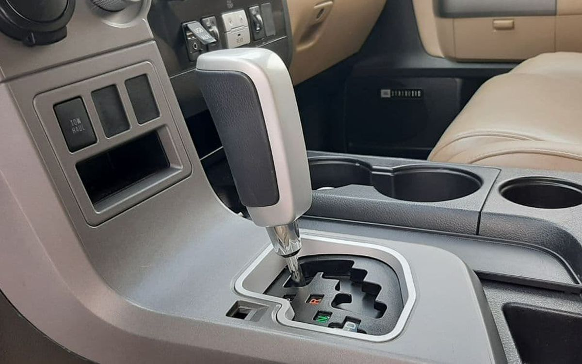 Toyota Sequoia Limited 2014 фото №19