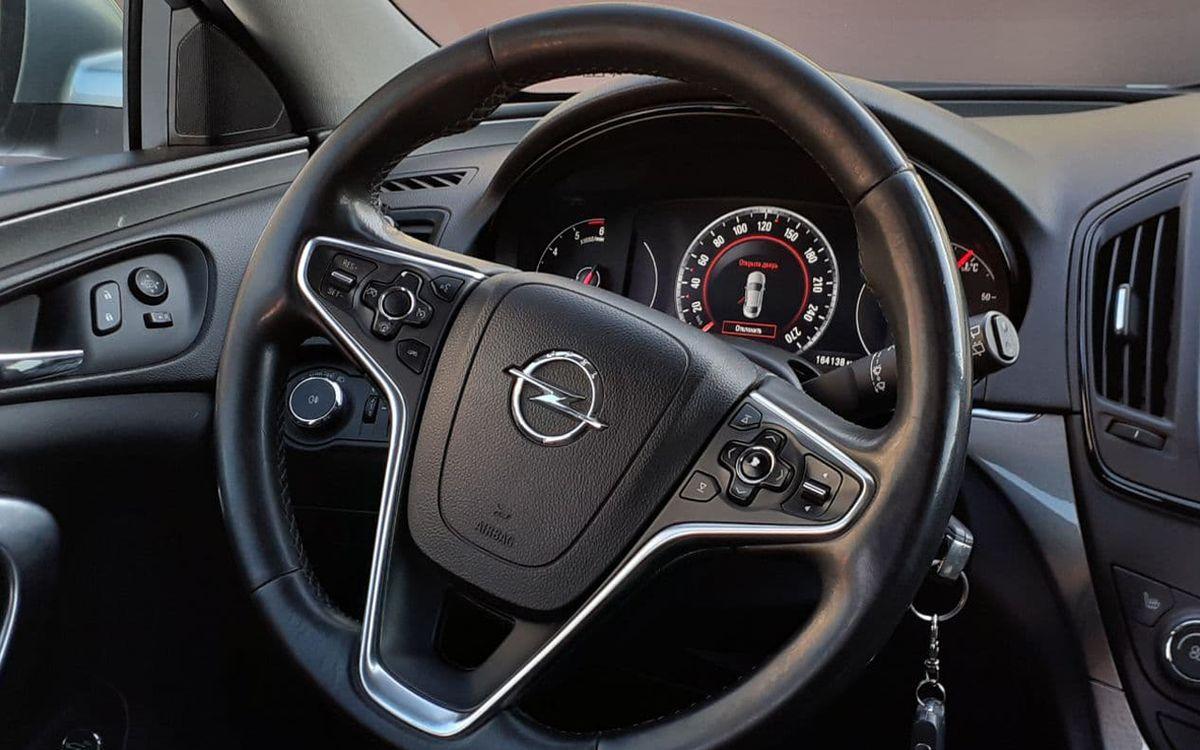 Opel Insignia 2014 фото №17