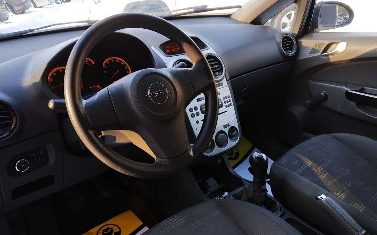 Opel Corsa 2014 фото №7