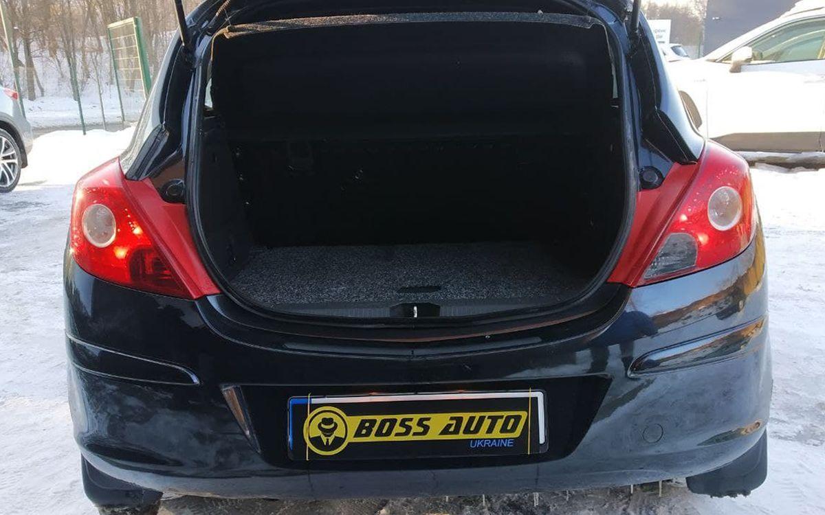 Opel Corsa 2014 фото №11
