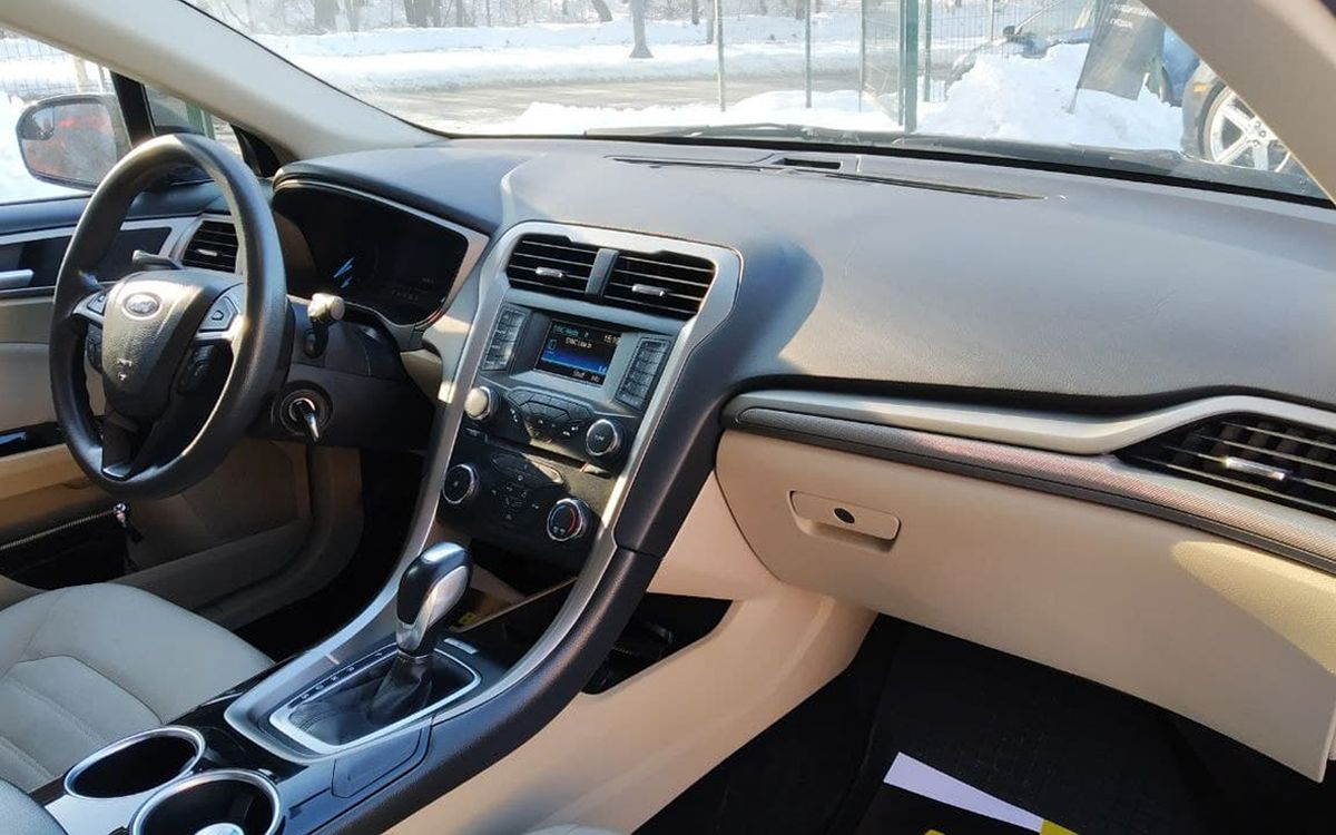 Ford Fusion 2013 фото №10