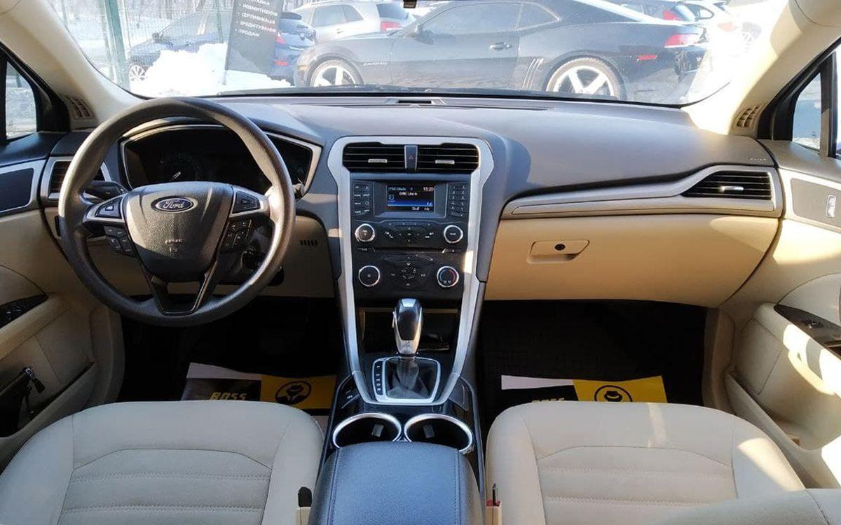 Ford Fusion 2013 фото №11