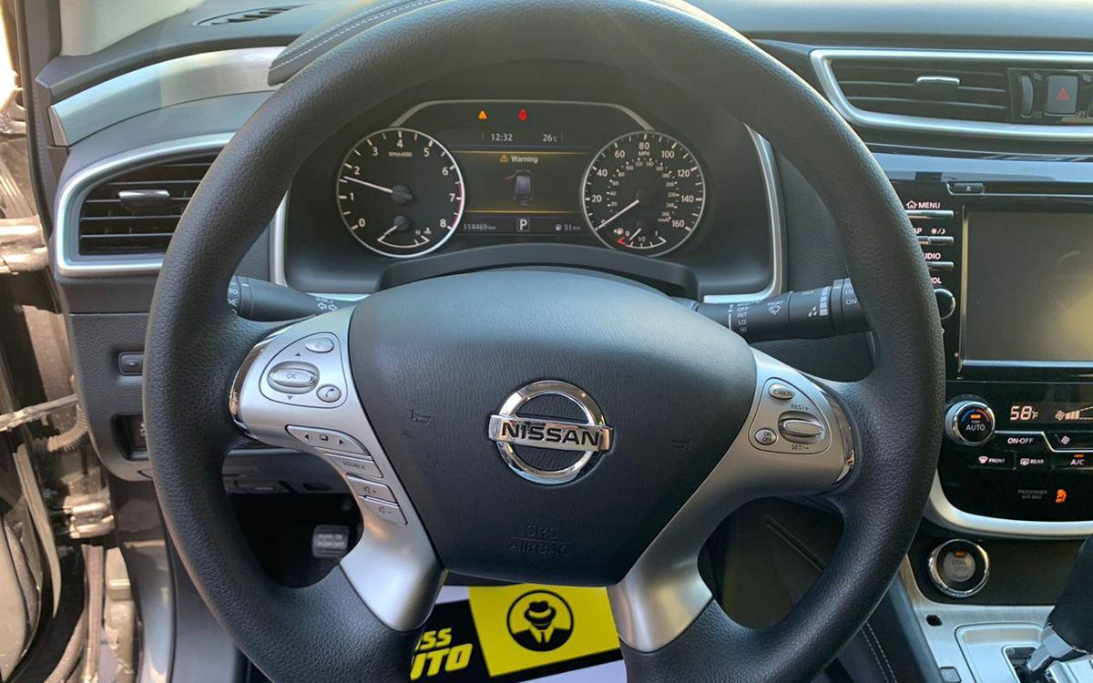 Nissan Murano 2015 фото №7