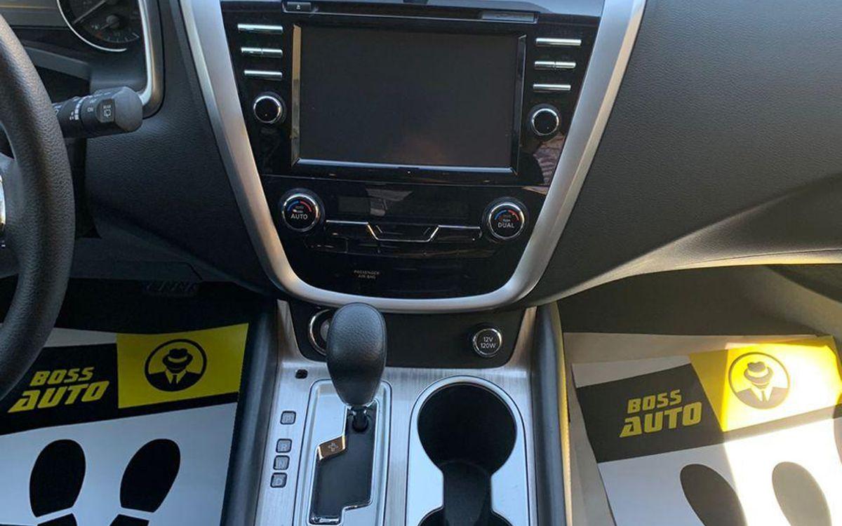 Nissan Murano 2015 фото №8