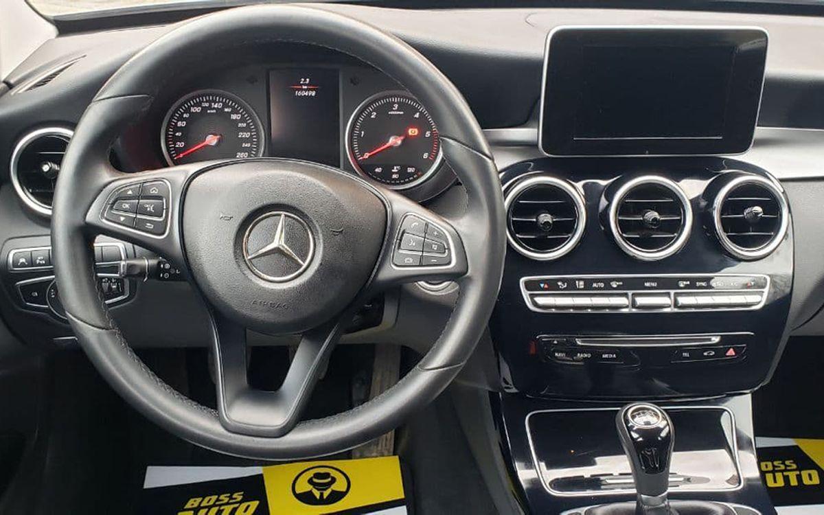 Mercedes-Benz C 200 2018 фото №16