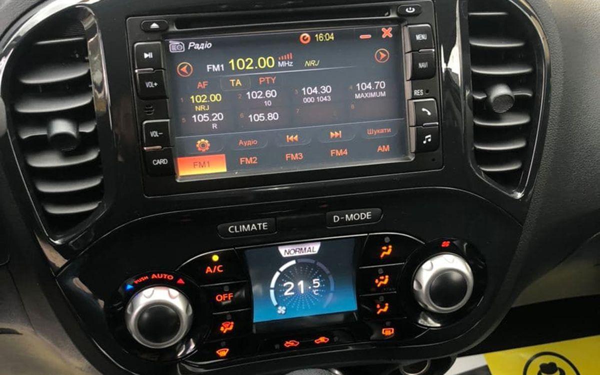 Nissan Juke 2013 фото №10