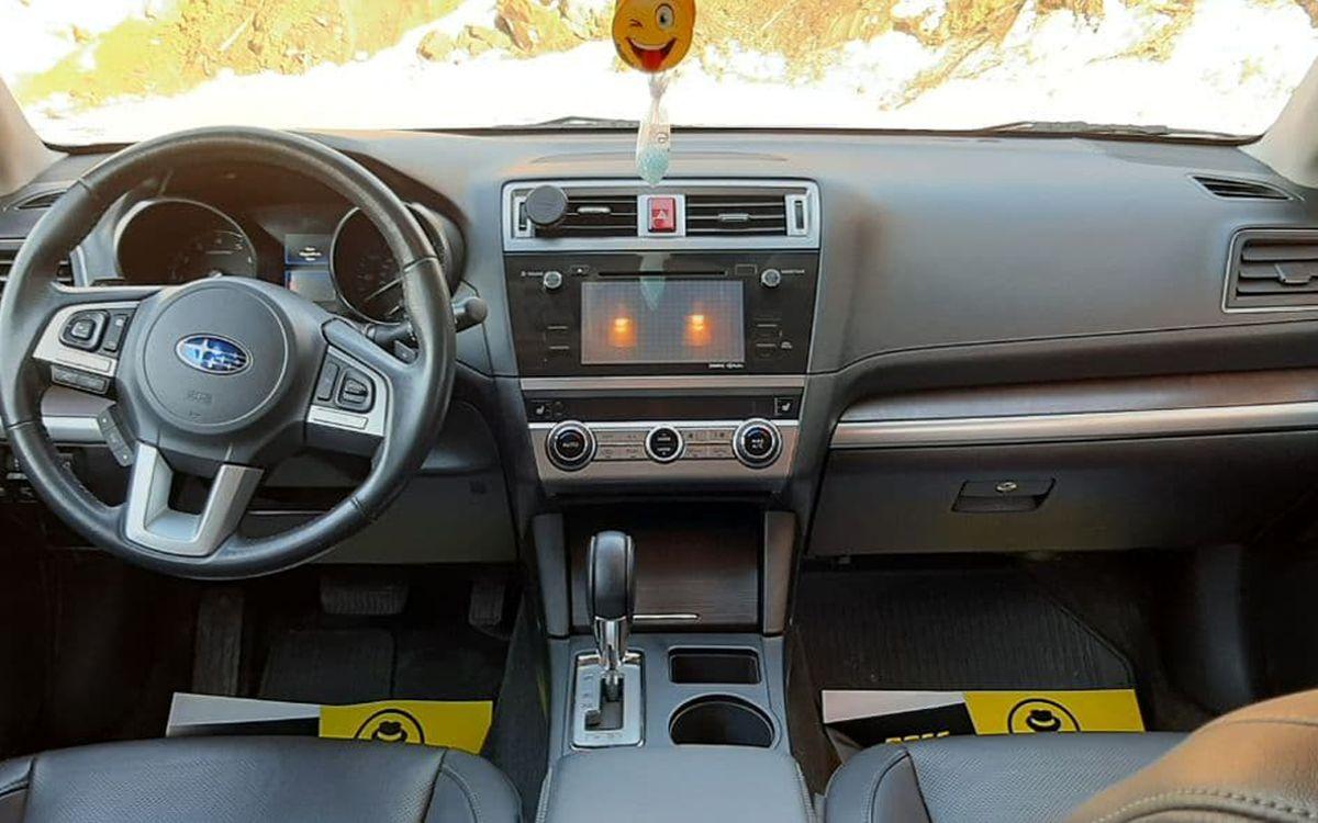 Subaru Outback 2014 фото №11