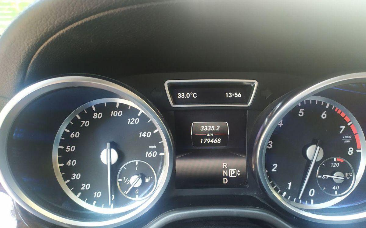 Mercedes-Benz GL 450 2013 фото №16
